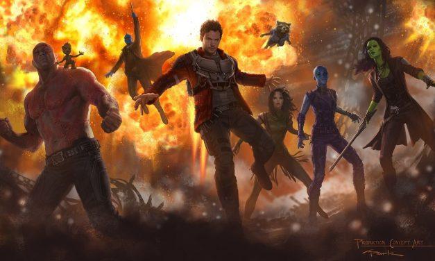 Guardianes de la Galaxia vol. 2: otra maravilla de Marvel