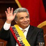 Lenin Moreno ya es Presidente de Ecuador