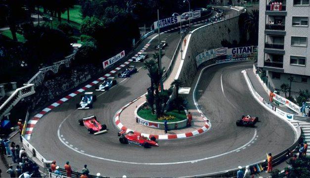 La Fórmula 1 tiene cita en Mónaco