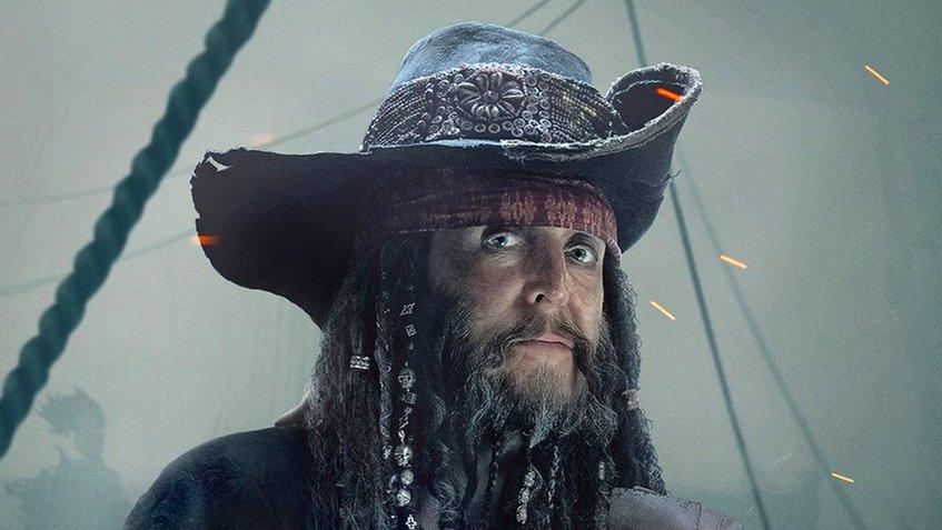 Paul McCartney confirmó que es un Pirata del Caribe