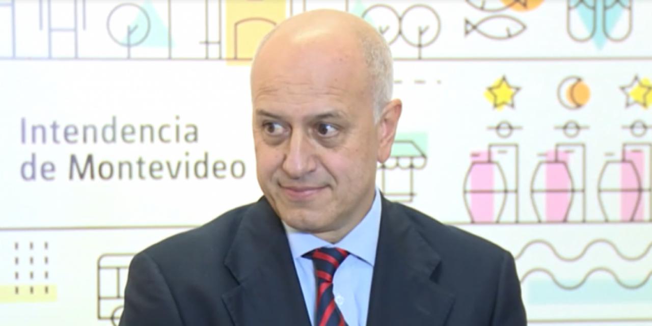 Renunció Fernando Puntigliano, director de Desarrollo Ambiental de la Intendencia de Montevideo