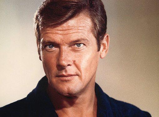 Falleció el actor Roger Moore recordado como EL SANTO y JAMES BOND