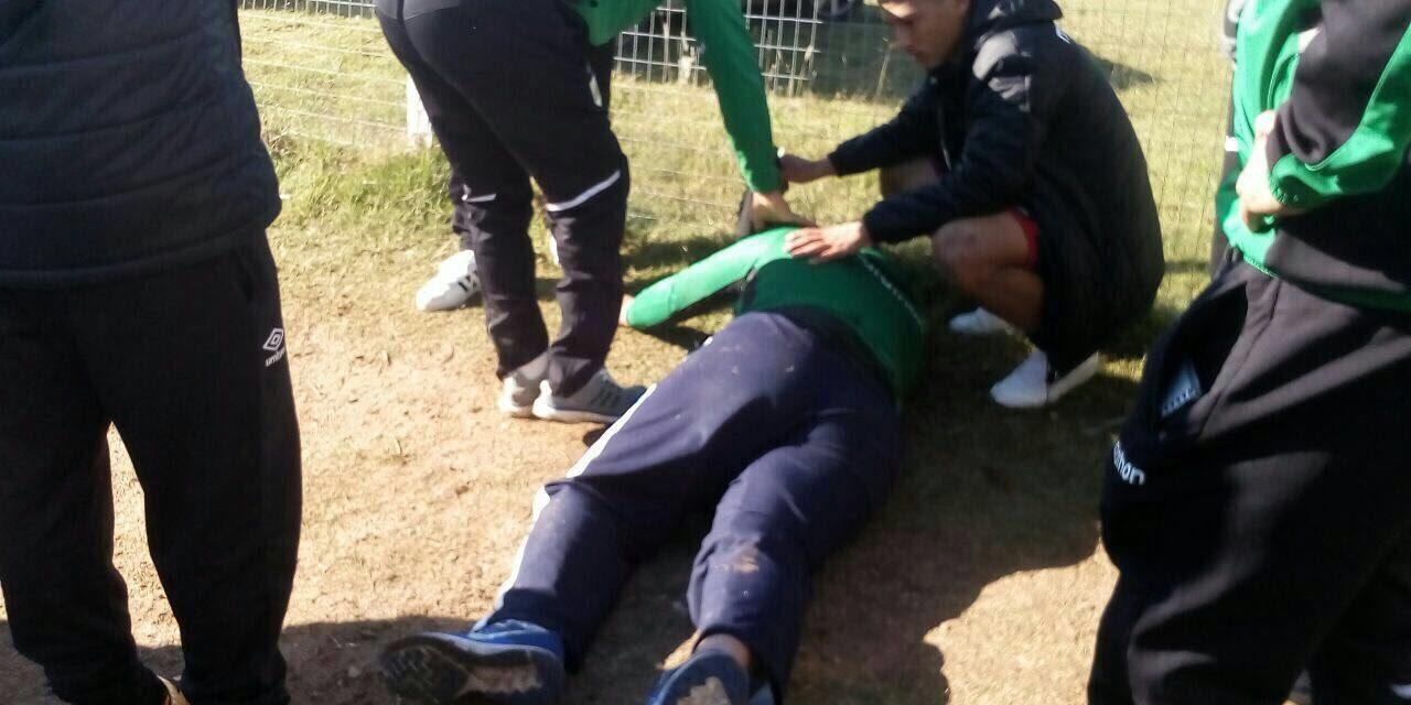 """Debate en La Oral: """"Quisieron matar al Ronco López por ganar un partido de fútbol"""""""