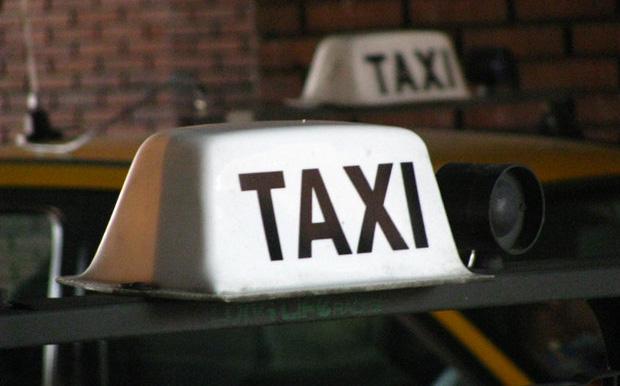 Homicidio del taxista disparó paro de transporte por 24 horas