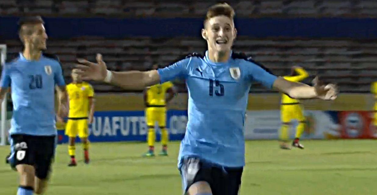 Esperando el Mundial recordamos el gol de Waller en el Sudamericano Sub 20 en el relato de Martin Kesman