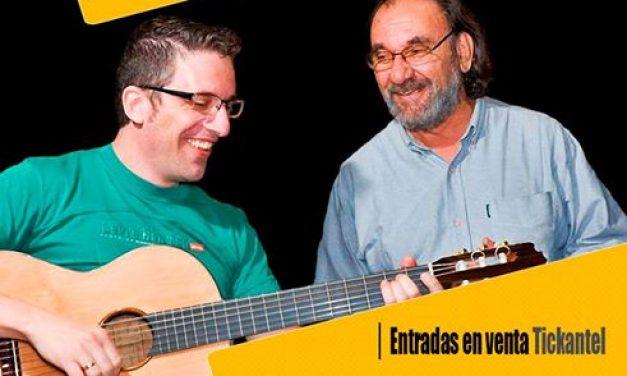 Tabaré Arapí y Gabriel Araújo presentan su nuevo disco en Camacuá