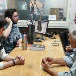Mesa sobre historia reciente, pasado y futuro en Tintabrava