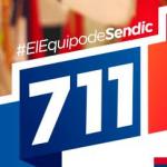 """La Lista 711 resolvió """"por unanimidad"""" respaldar la precandidatura de Oscar Andrade"""