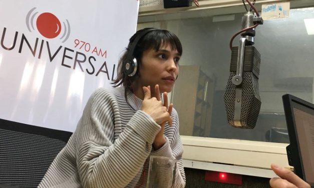 """Alfonsina presentó su nuevo disco """"Pactos"""" en Creer o Reventar"""