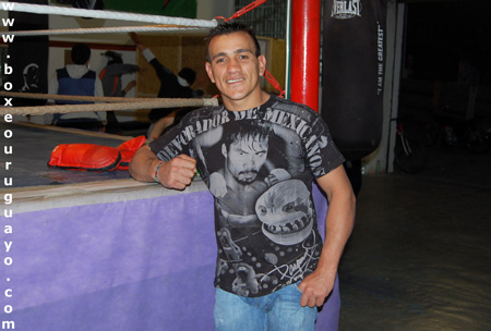 Abitab respalda a 5 boxeadores uruguayos que entrenarán en Mexico