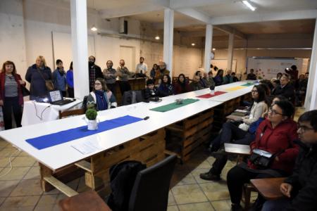 Se inaugura el espacio colaborativo ENLACE