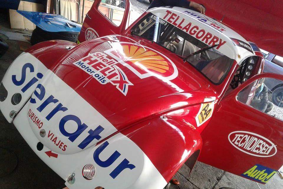 Explota El Pinar con 68 autos en competencia