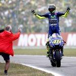 Rossi ganó en Assen en el marco de MotoGP