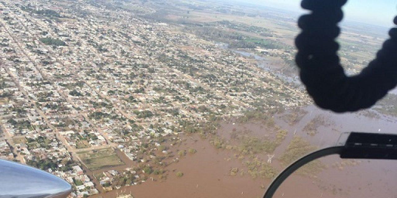 El Río Uruguay estable permite que algunos desplazados vuelvan a sus hogares