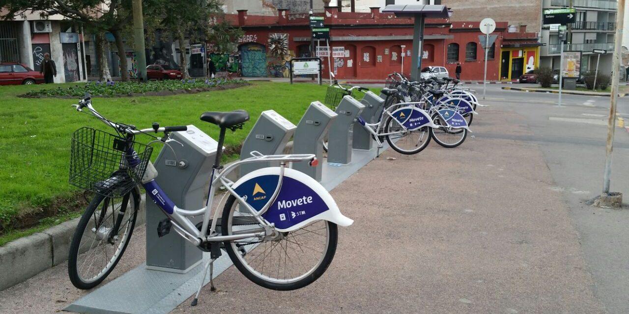 La Intendencia de Montevideo no puede fiscalizar a los ciclistas