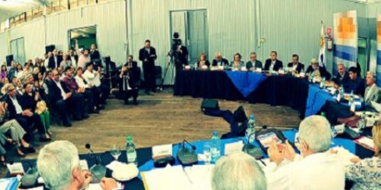 Municipio D recibe el vigésimo Consejo de Ministros abierto el 12 de junio en el Cerrito de la Victoria.