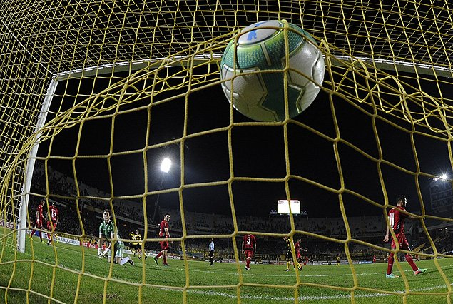 El gol de Urruty en su retorno a primera división relatado por Kesman