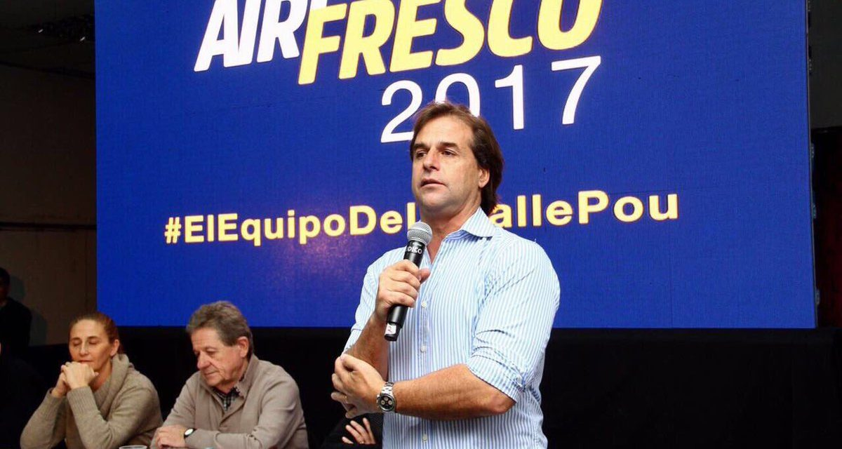 """Lacalle convoca a Nin por """"el triste papel de Uruguay ante Venezuela"""""""