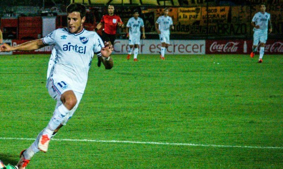 Nacional jugó un amistoso para dar minutos a los suplentes