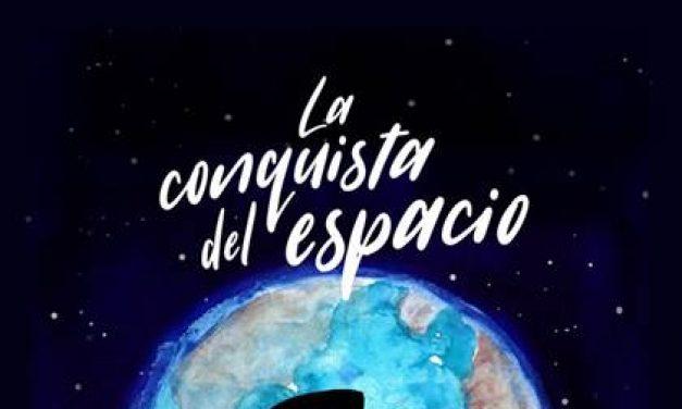 """""""LA CONQUISTA DEL ESPACIO"""" de GRANJA DE PIRATAS  muy pronto disponible en disquerías"""