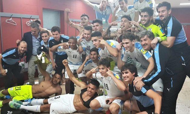 Goles de Uruguay ante Portugal y los penales que lo llevan a la semifinal mundial