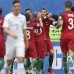 Portugal y México en semifinales