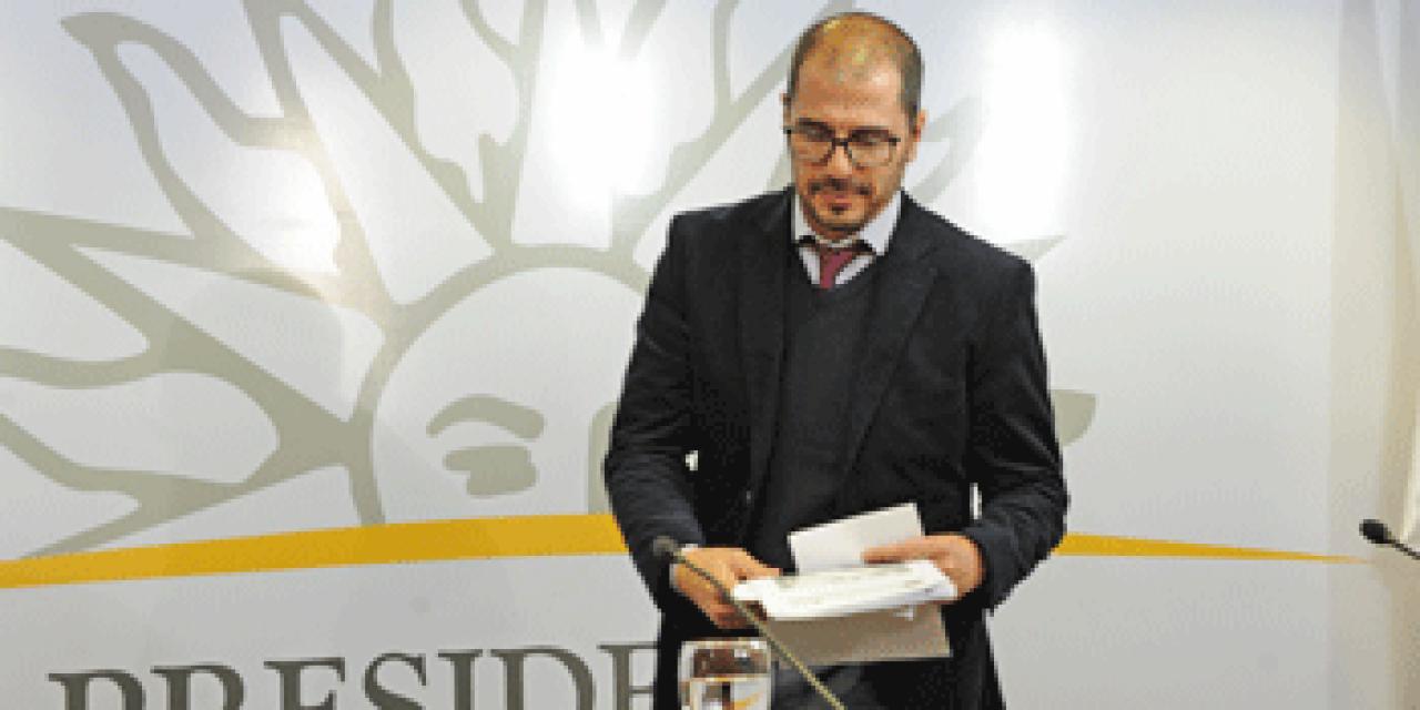 Roballo asegura la continuidad de Tabaré Aguerre como ministro