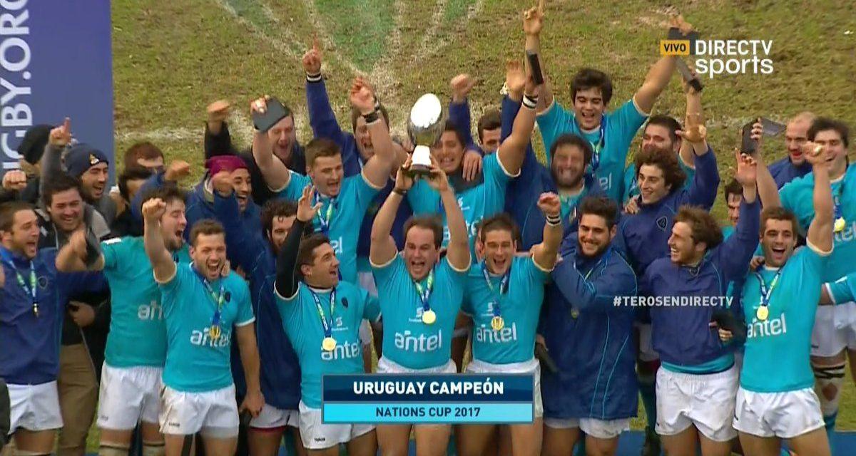 Los Teros hicieron historia y ganaron por primera vez la Nations Cup