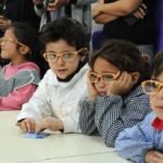 Programa de Salud Visual pesquisó a 581 alumnos y entregó 54 pares de lentes