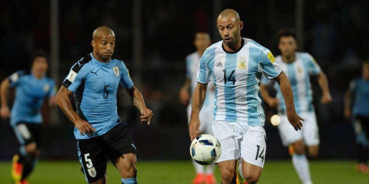 Venden las últimas entradas para Uruguay – Argentina