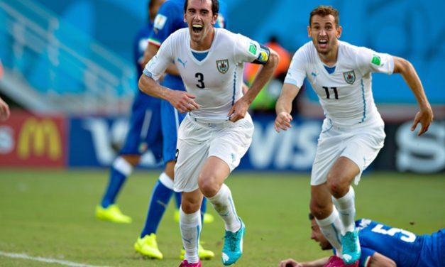 Esperando Uruguay – Italia recordamos el relato del gol de Godín en el Mundial