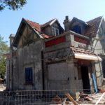 Reinauguraron Villa Yerúa en Malvín a 82 años de la muerte de Gardel