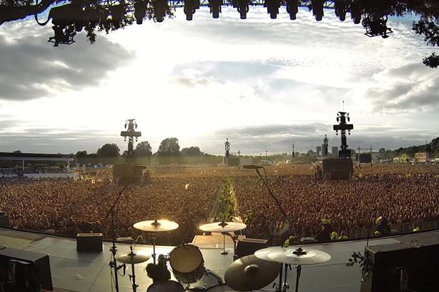 65.000 personas cantaron 'Bohemian Rhapsody' antes de un concierto de Green Day