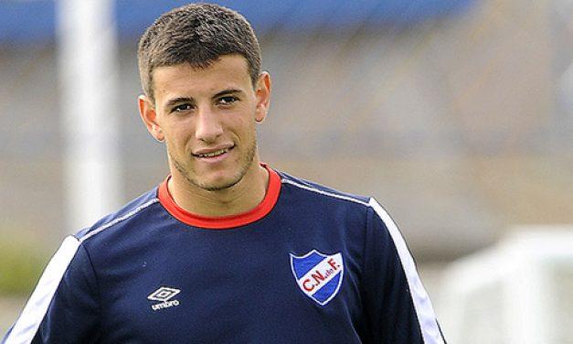 Volvió Barcia con gol en Nacional