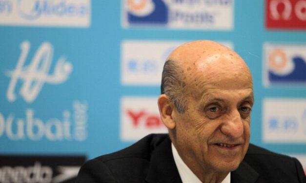 Maglione hasta 2021 al frente de la FINA