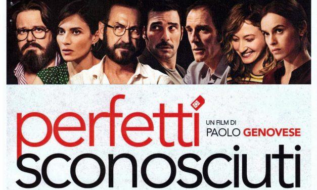 """""""Perfectos desconocidos"""" buena comedia dramática italiana"""