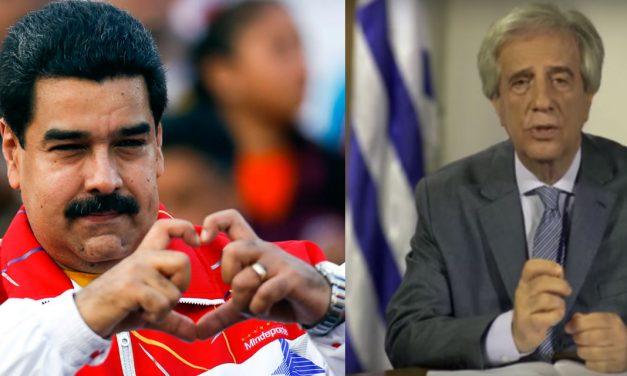 """Vázquez """"hace mucho tiempo"""" que no habla con Maduro"""