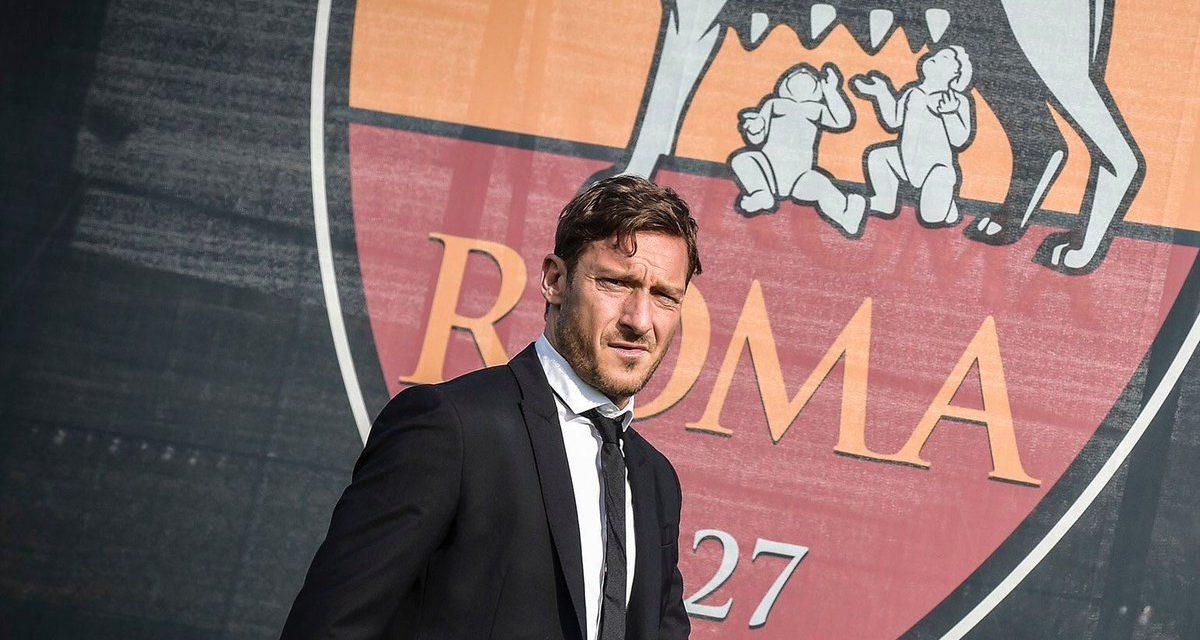 Totti será directivo de Roma