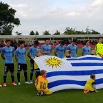 Uruguay empató con Catar