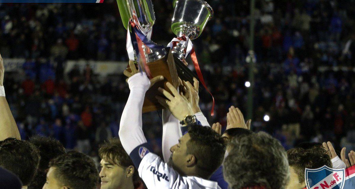 Nacional campeón del Intermedio 2017