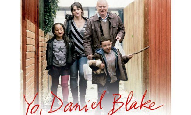 """""""YO, Daniel Blake"""" estreno comentado por Alvaro Sanjurjo Toucón"""
