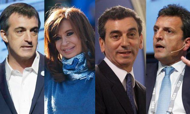 Se largó la batalla electoral en Argentina