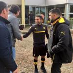 Gargano ya se entrena con Peñarol