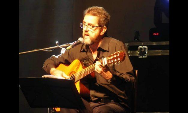 Julio Mora con nuevo disco que presentó Su Cita Folklórica