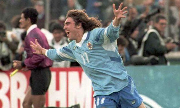 A 22 años de la Copa América 1995