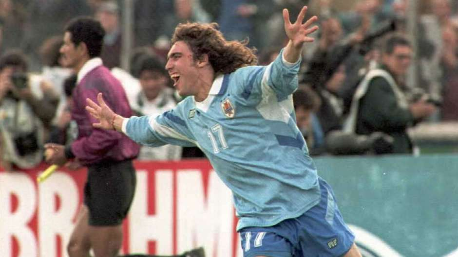 Image result for final copa america 1995 penales
