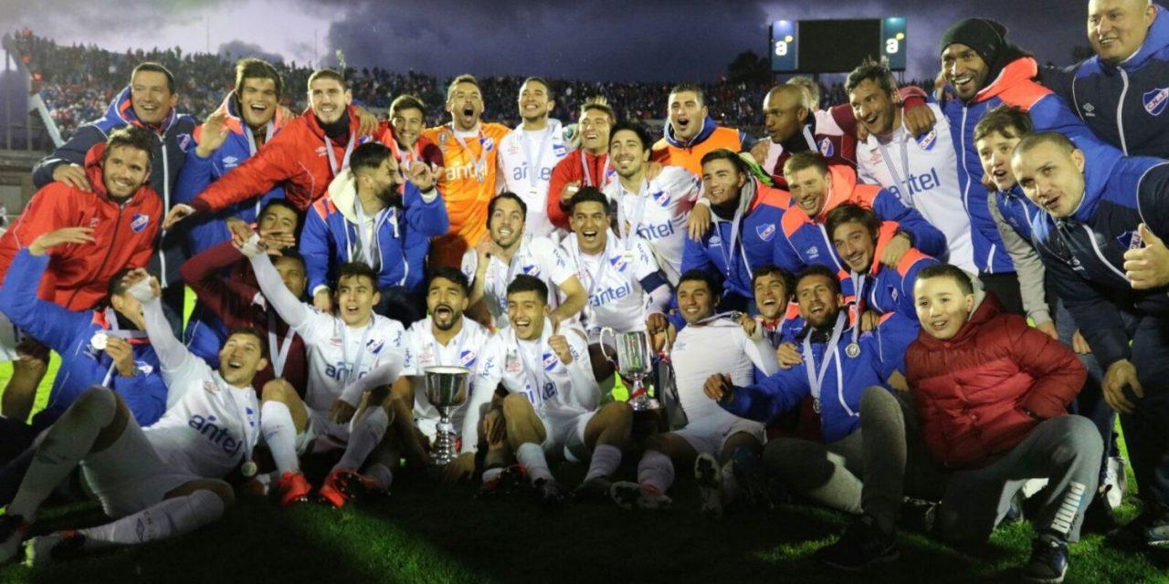 Nacional es el primer campeón