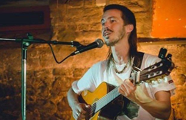 Nahual cantó en vivo en Creer o Reventar
