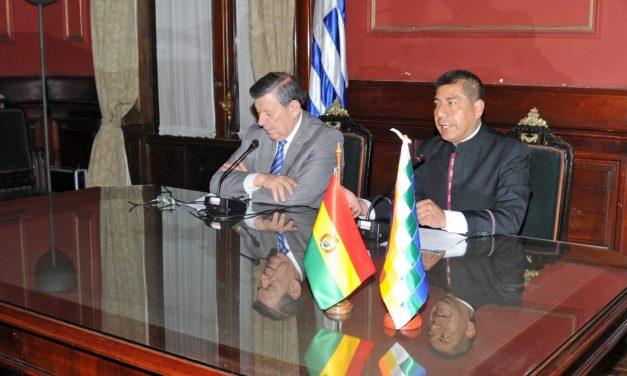 Aumento de tasa consular será tratado en cumbre del MERCOSUR, dijo Nin
