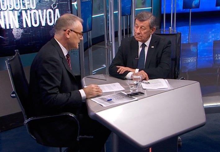 Nin Novoa dijo que una sanción política a Venezuela no tendría efectos en su población